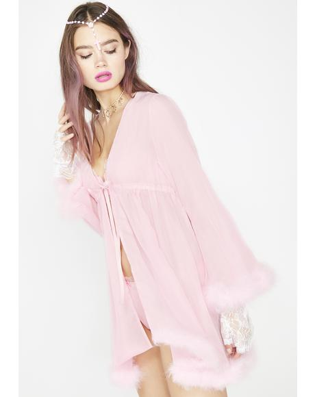 Princess Palace Sheer Robe