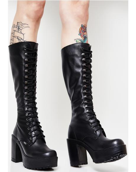 Lash Boots