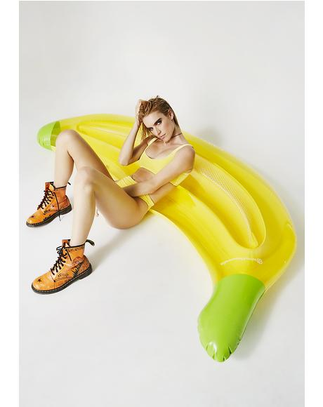 Goin' Bananas Pool Float
