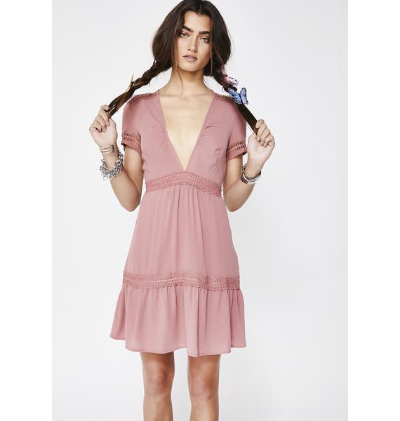Lira Clothing Take Hold Dress