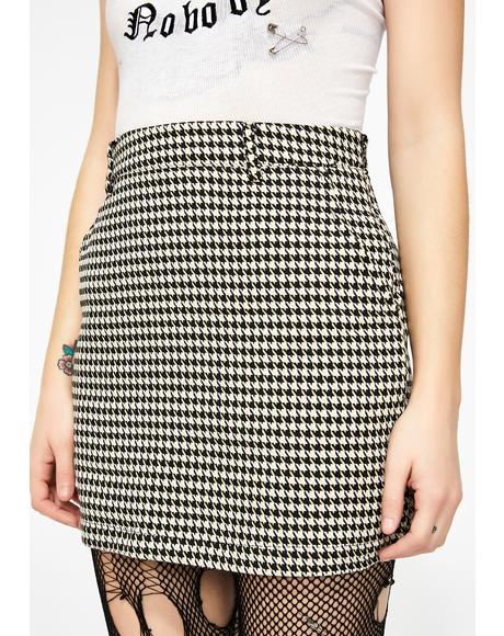 Strut It Out Mini Skirt