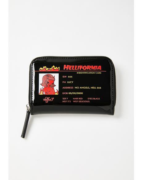 Hellifornia Wallet