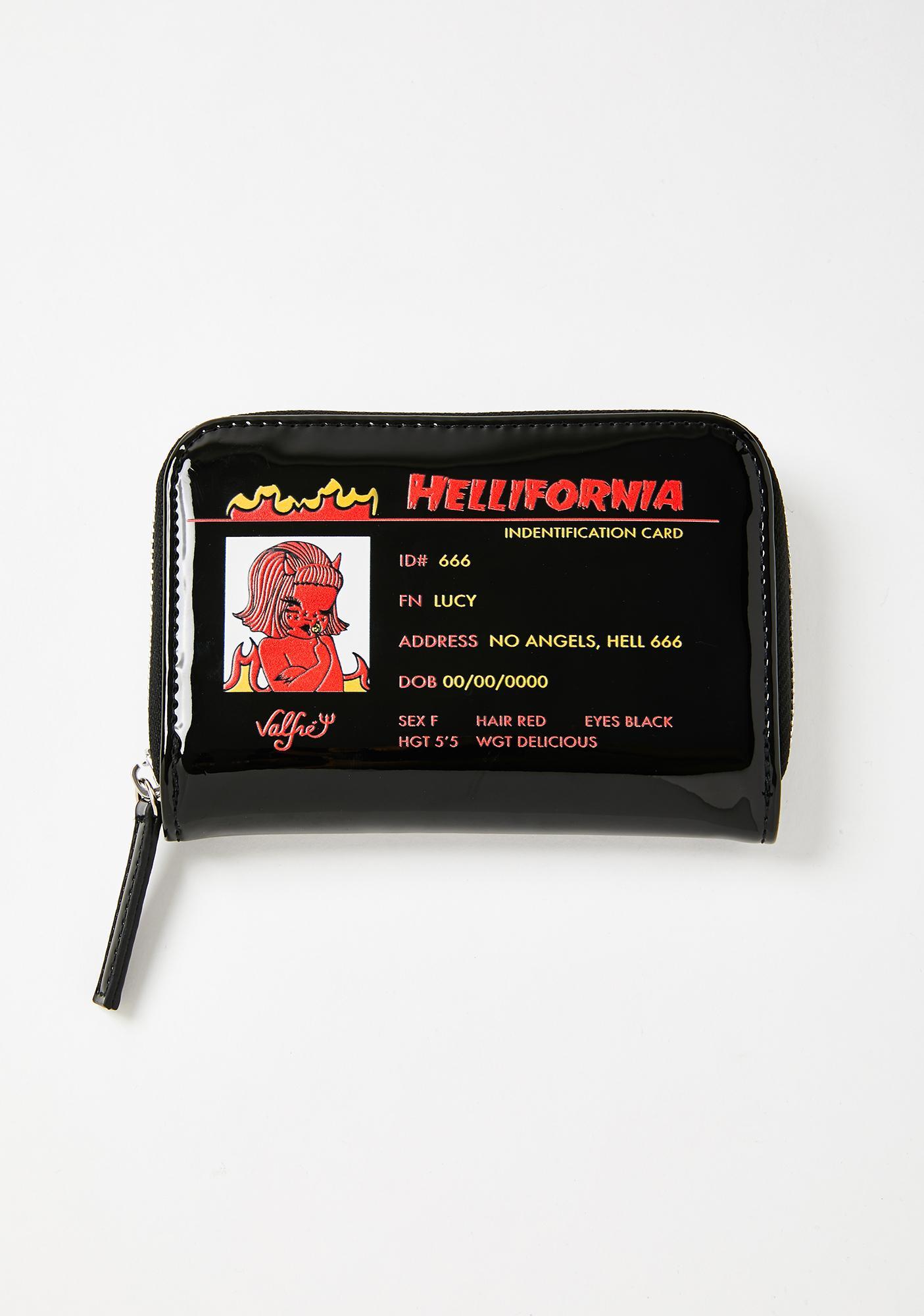 Valfré Hellifornia Wallet