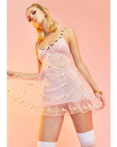Blooming Belle Slip Dress