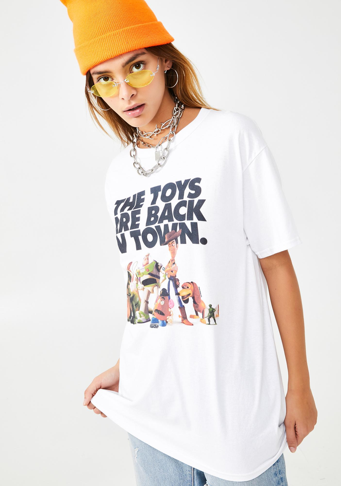 Fifth Sun Boy Toys Graphic Tee