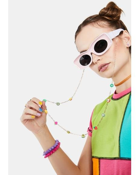 Fruity Delight Sunglasses Chain
