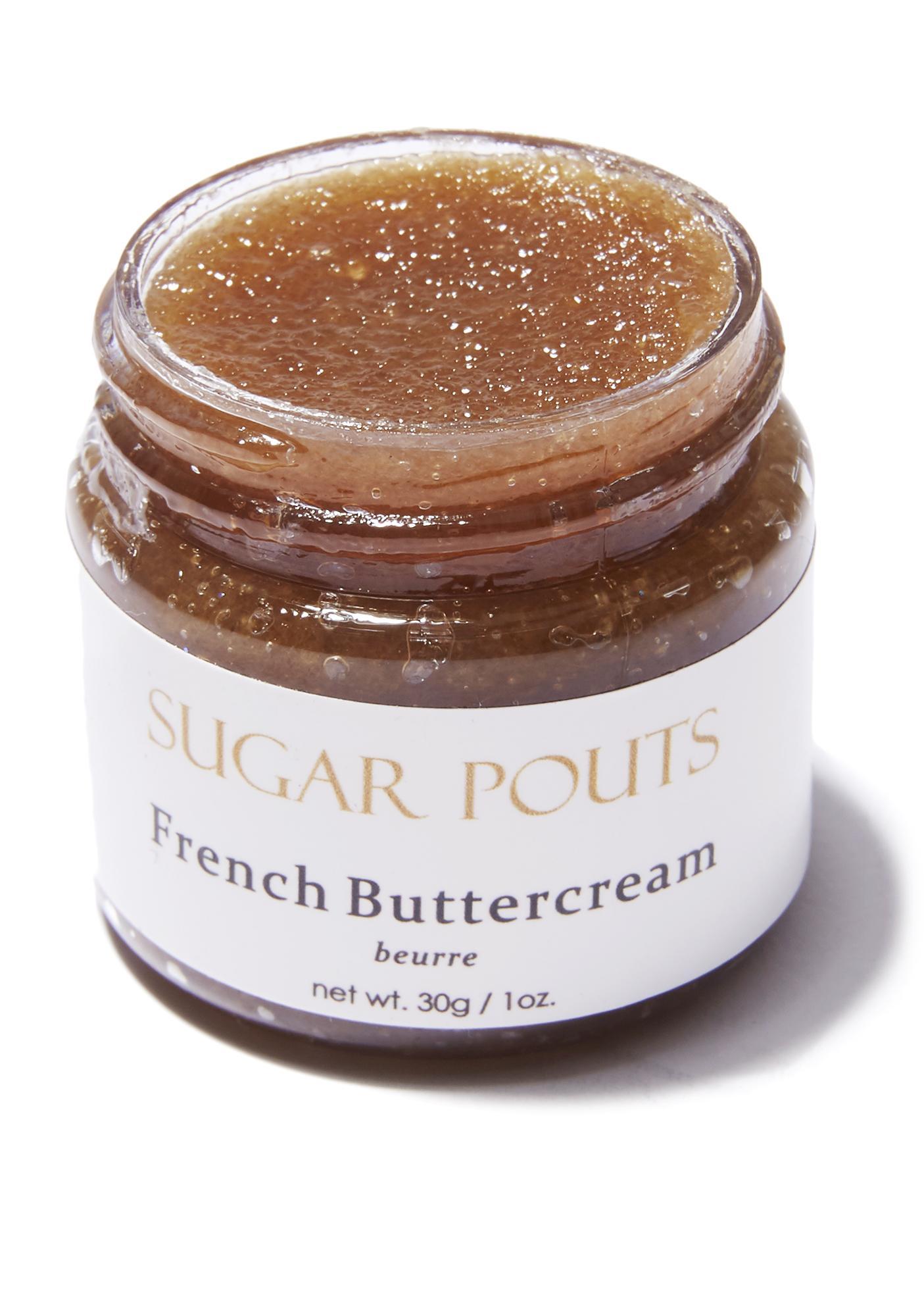 D. Benoit Buttercream Sugar Pouts Scrub