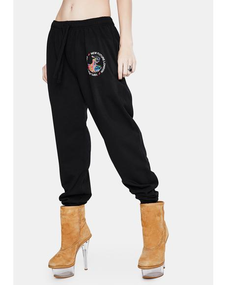 Pure Energy Graphic Sweatpants