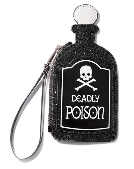 Deadly Poison Coin Purse