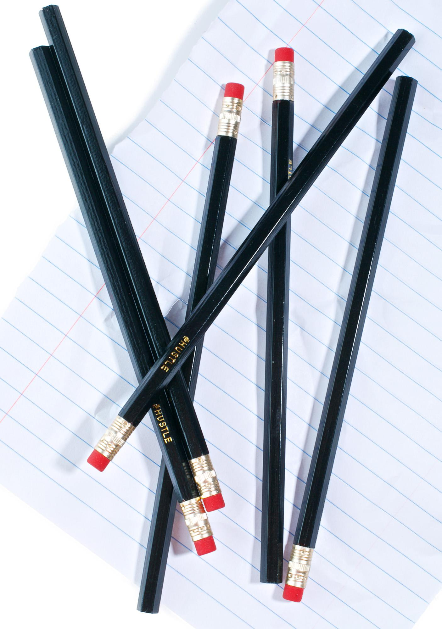 SugarLuxeShop Achieve 'N Exceed Pencil Set