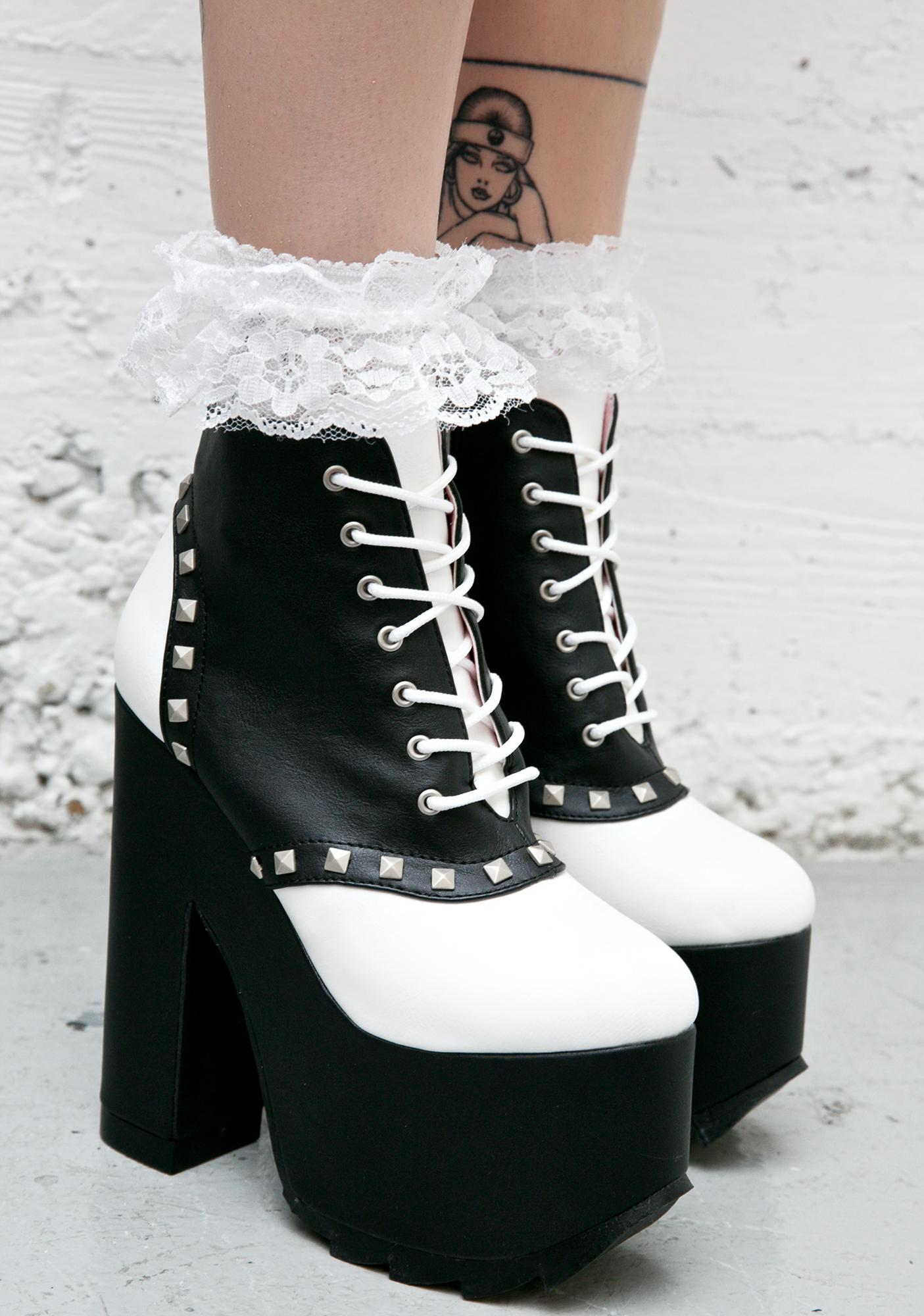 Demonia Mischievous Platforms
