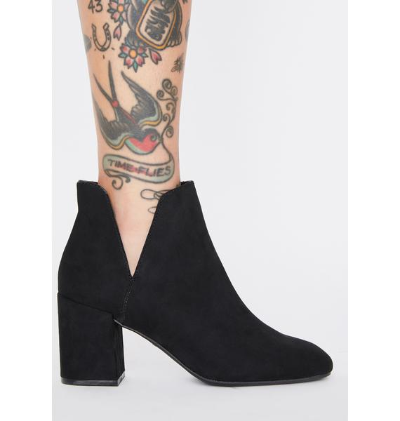 Mood Swing Ankle Boots