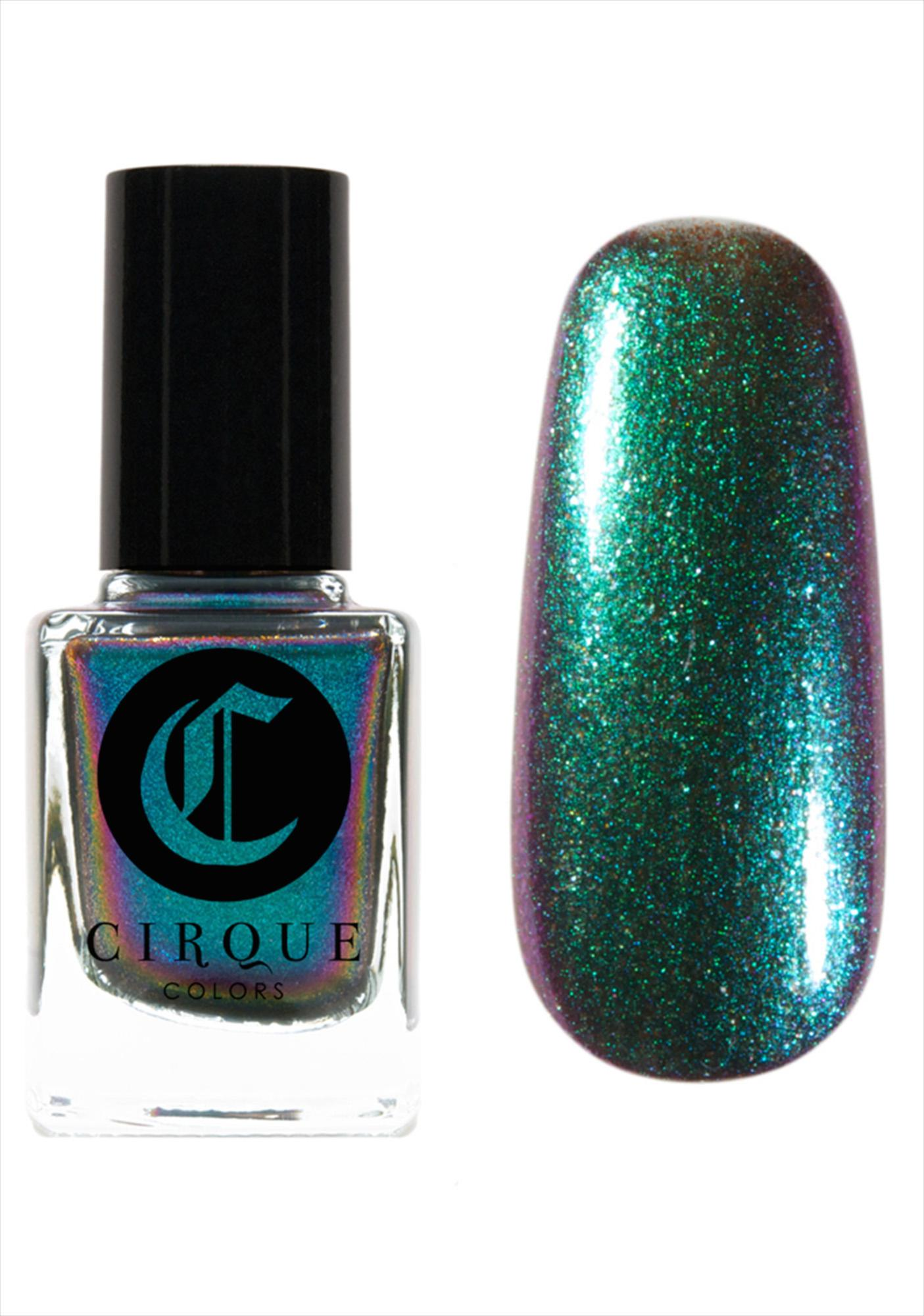 Cirque Colors Ghost In The Machine Nail Polish