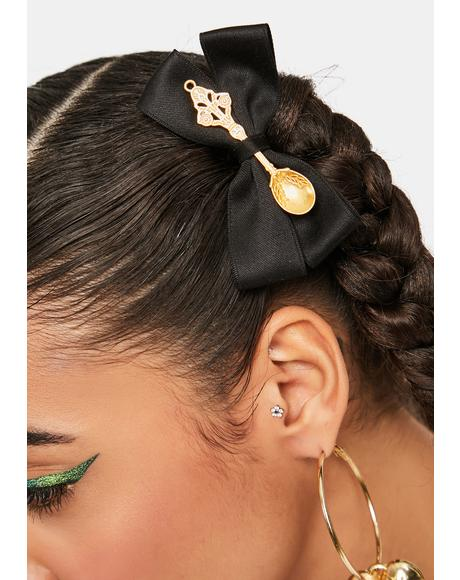Wicked Spoonful Of Sugar Hair Clip Set