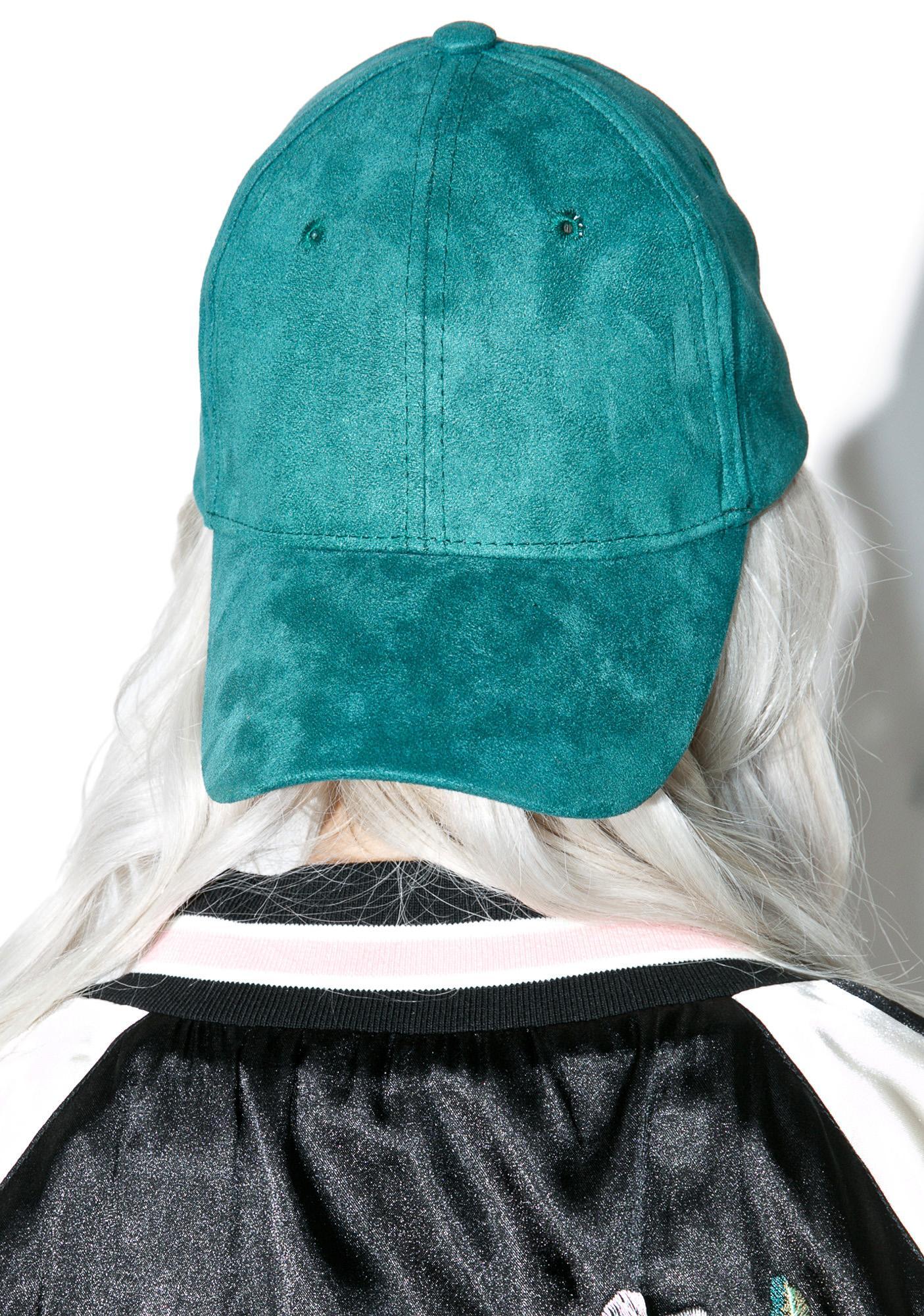 Preshwater Teal Cap