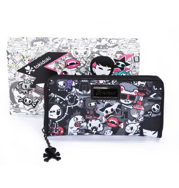 Tokidoki Movie Wallet