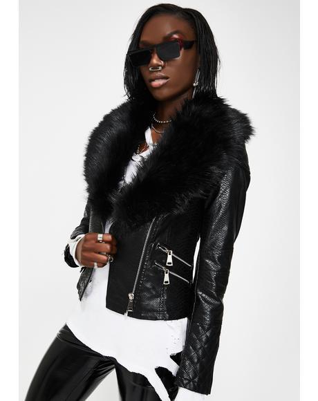 Abel Leather Jacket
