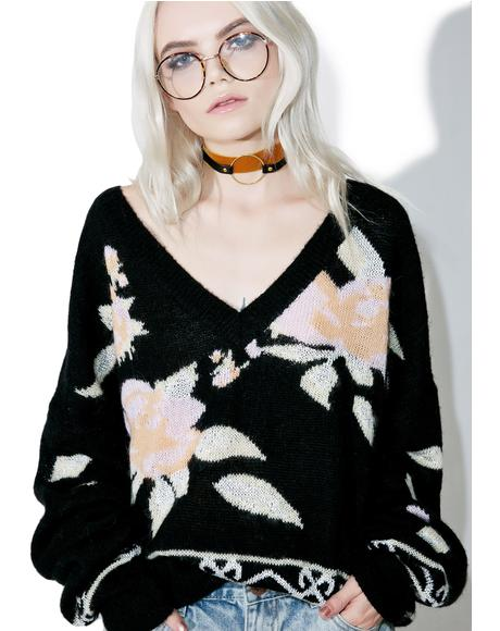 Flora Posey Sweater