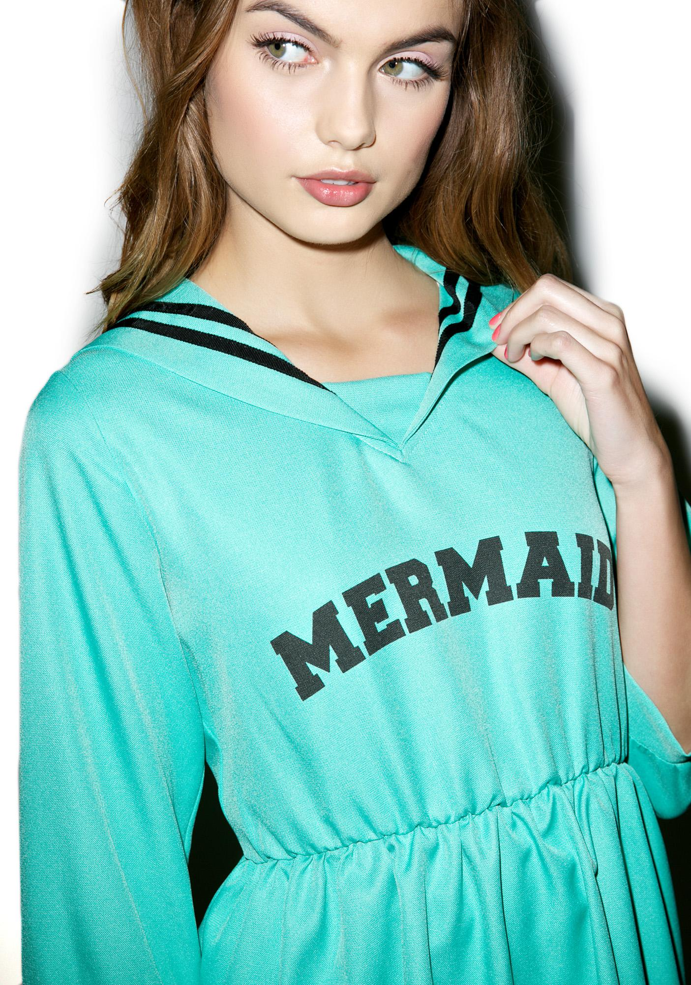 Mermaid Magica Sailor Dress
