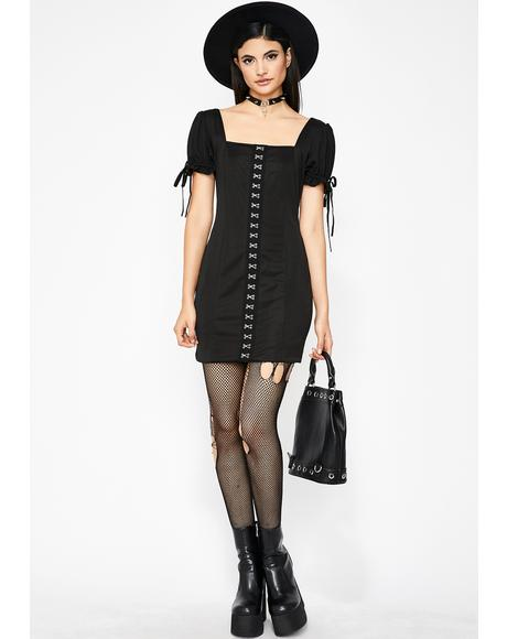 Bewitched Beauty Mini Dress