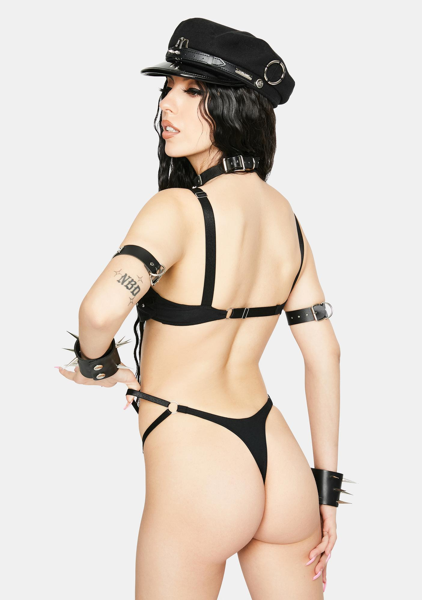 The End Lingerie It's My Life Thong
