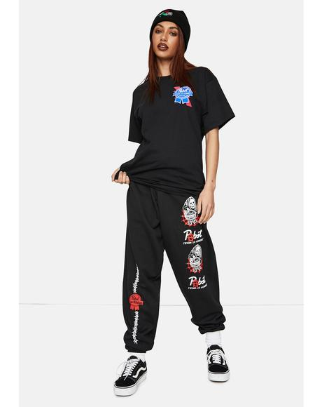 x PBR Reaper Sweatpants