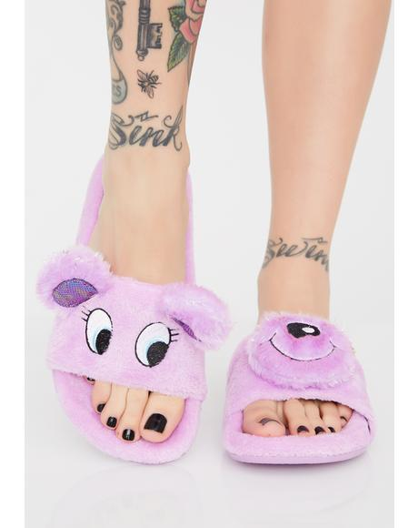 Baby Bear Slides