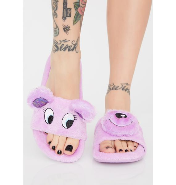 Irregular Choice Baby Bear Slides