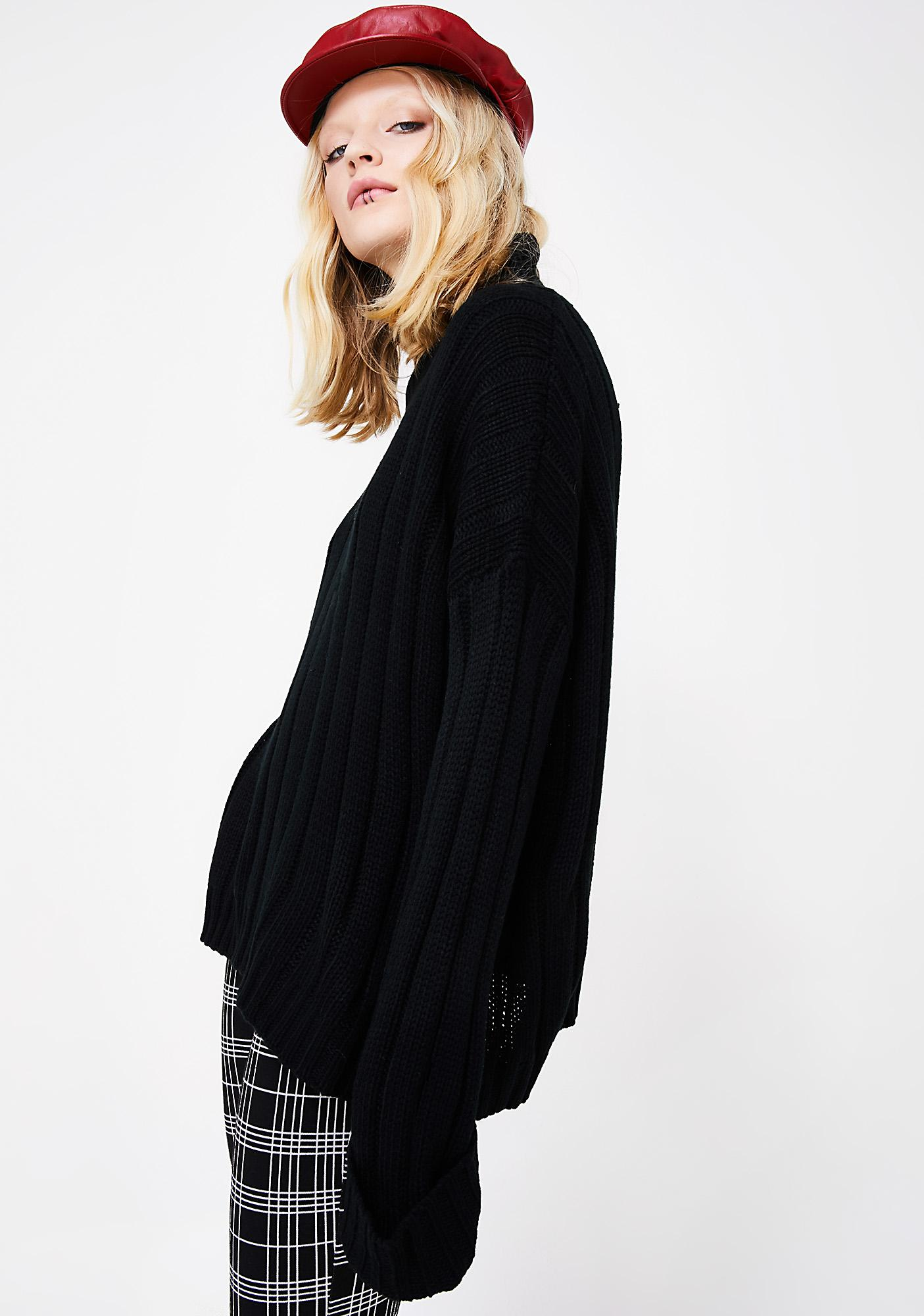 Onyx Keep It Cozy Sweater