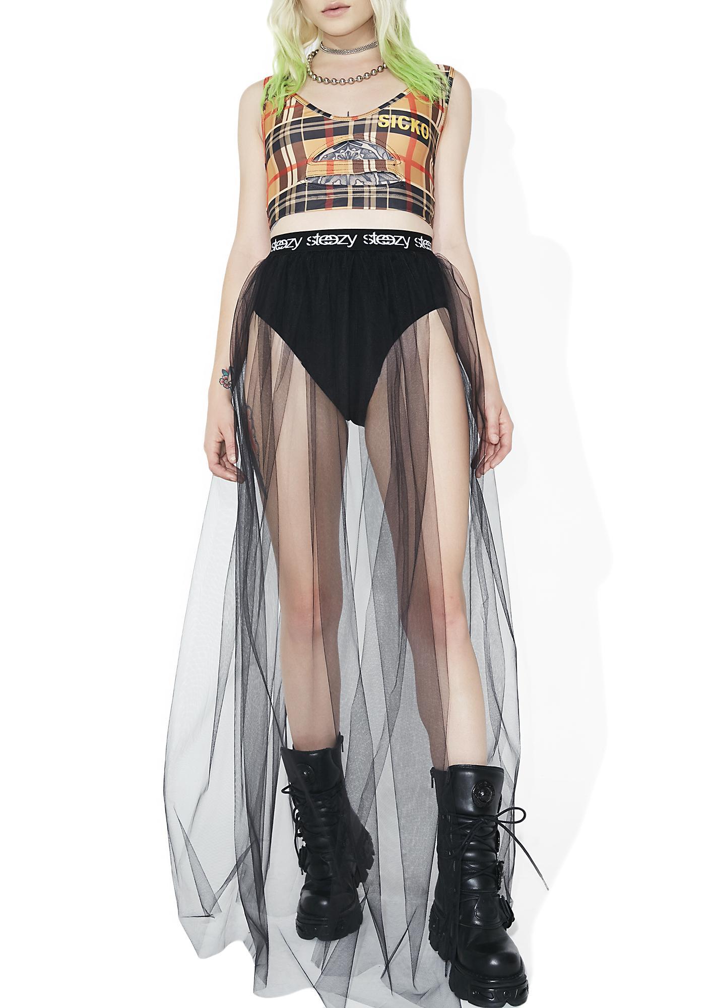 MeYouVersusLife Fairy Maxi Skirt