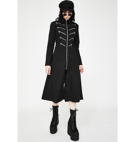 Dr. Faust Alternative Matrix Long Coat