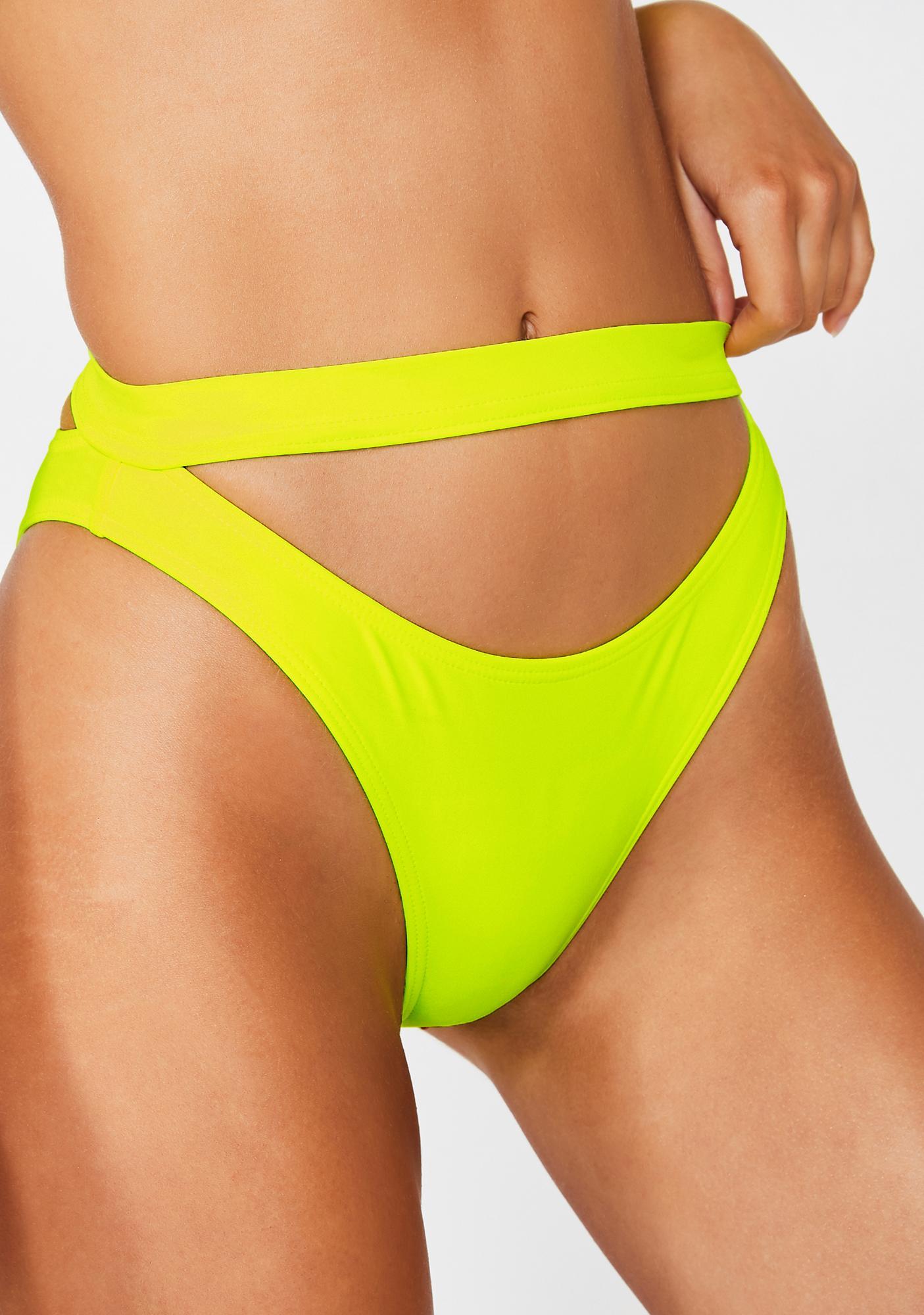 Current Mood Nuclear Bliss Bikini Bottoms