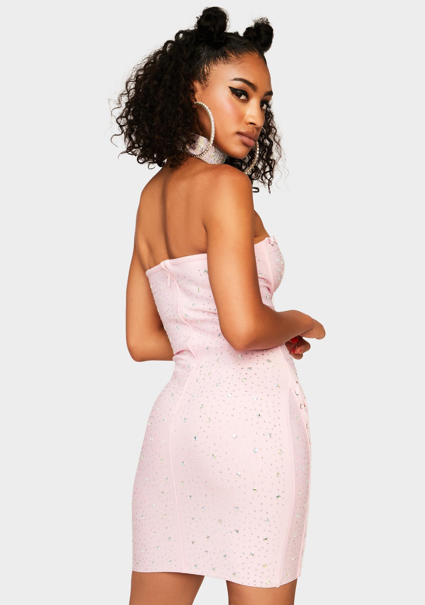 Princess Pout Mini Dress