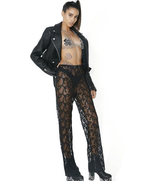 Paradise City Sheer Pants
