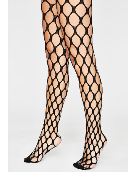 Net Werk Fishnet Tights