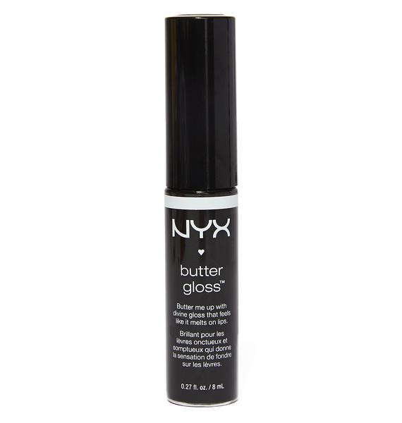 NYX Blackberry Pie Butter Gloss