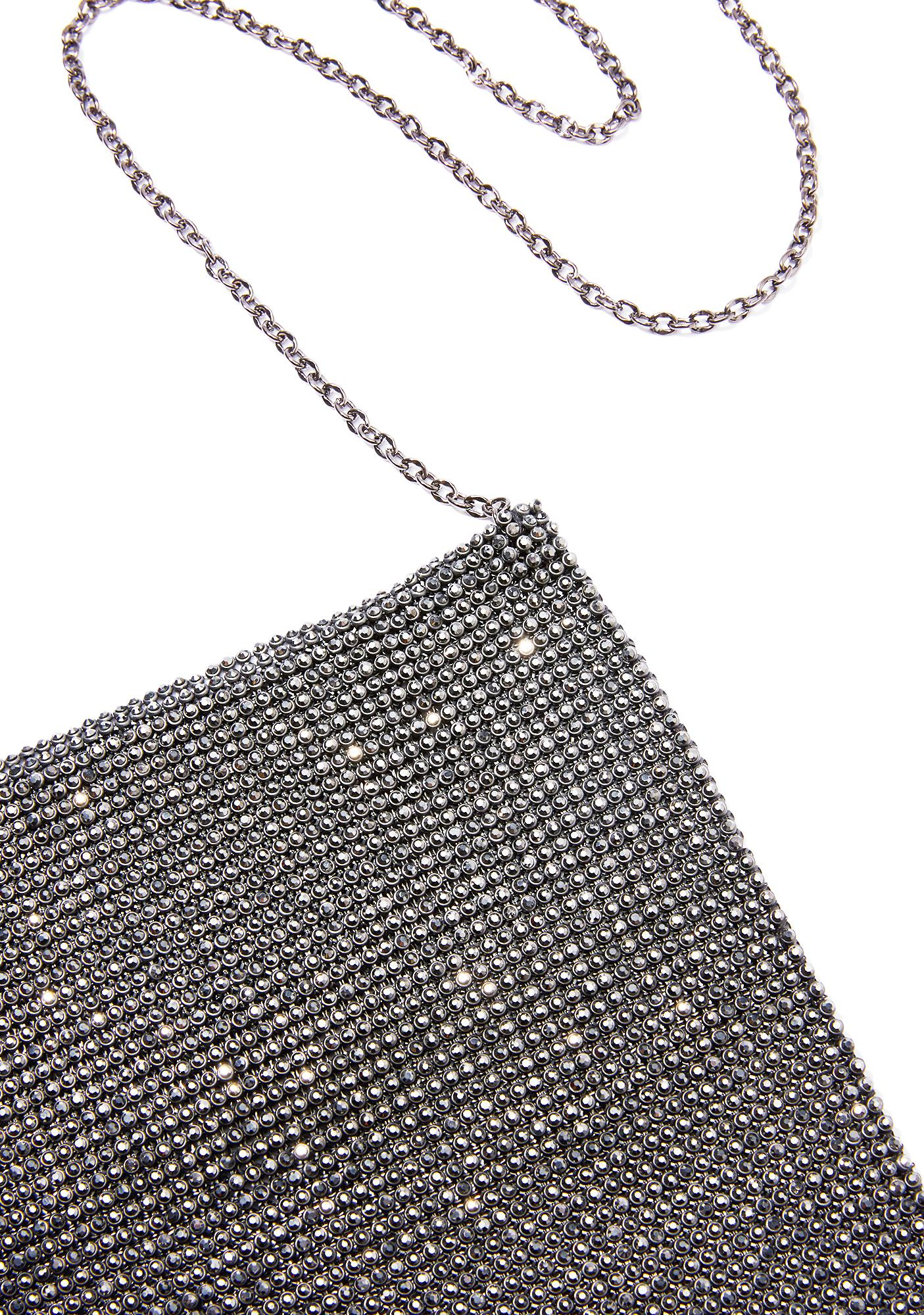 Fraiser Sterling Exclusive After Party Rhinestone Purse