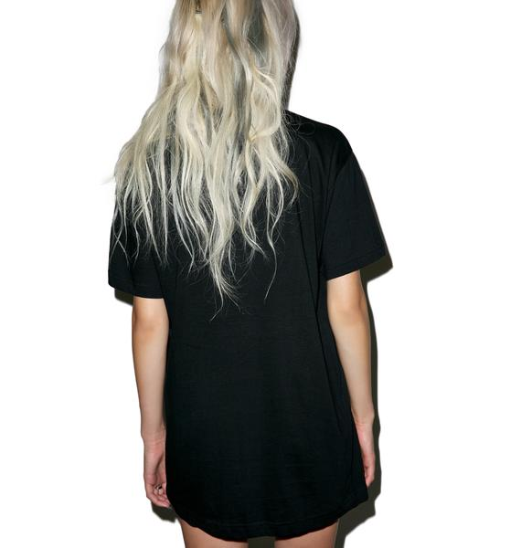 Long Clothing Sneak Tee