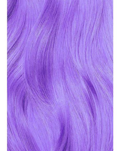 Iris Purple Semi-Permanent Hair Dye