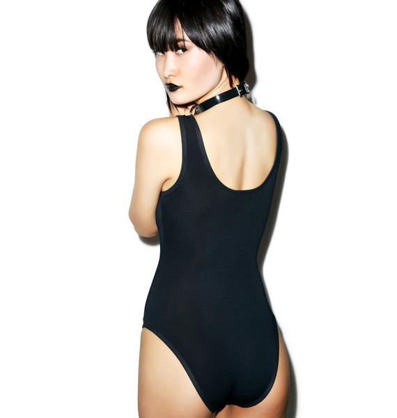 Killstar Skeletor Bodysuit