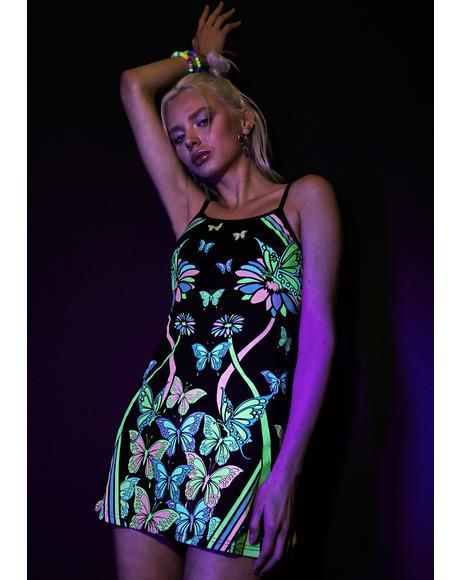 Sonic Synergy Glow In The Dark Dress