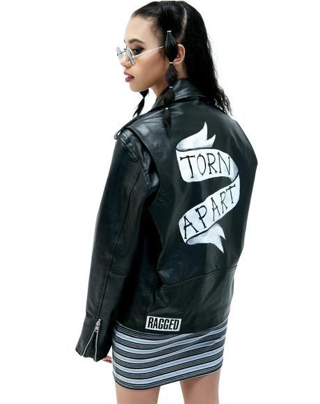 Shredder Biker Jacket