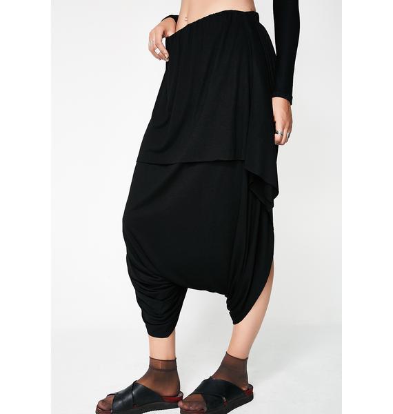 MNML Augustus Drop Crotch Pants