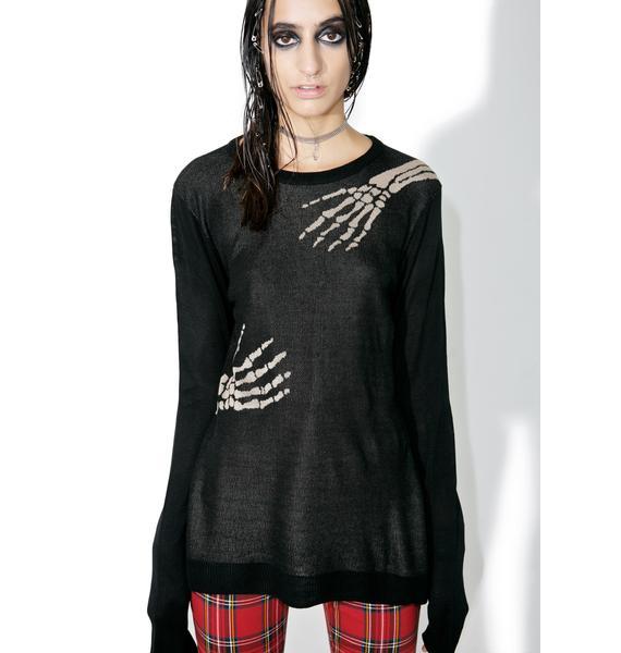 Tripp NYC Embrace Sweater