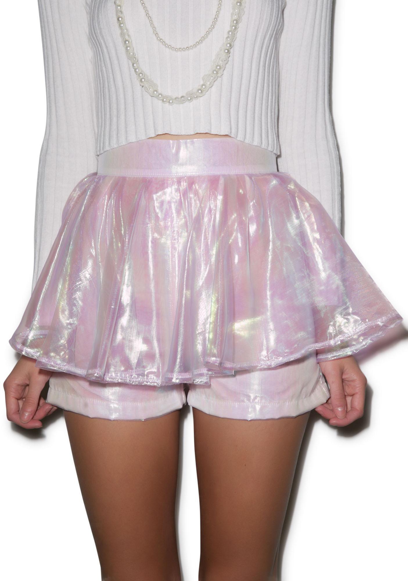 Ballet Baby Shorts