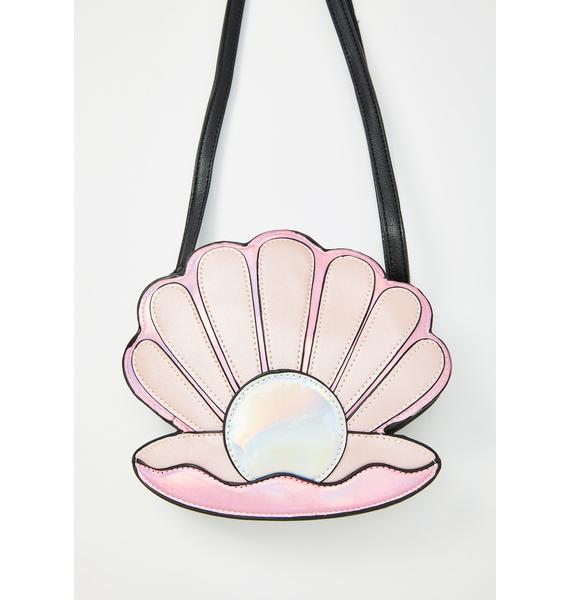 By The Sea Shore Crossbody Bag