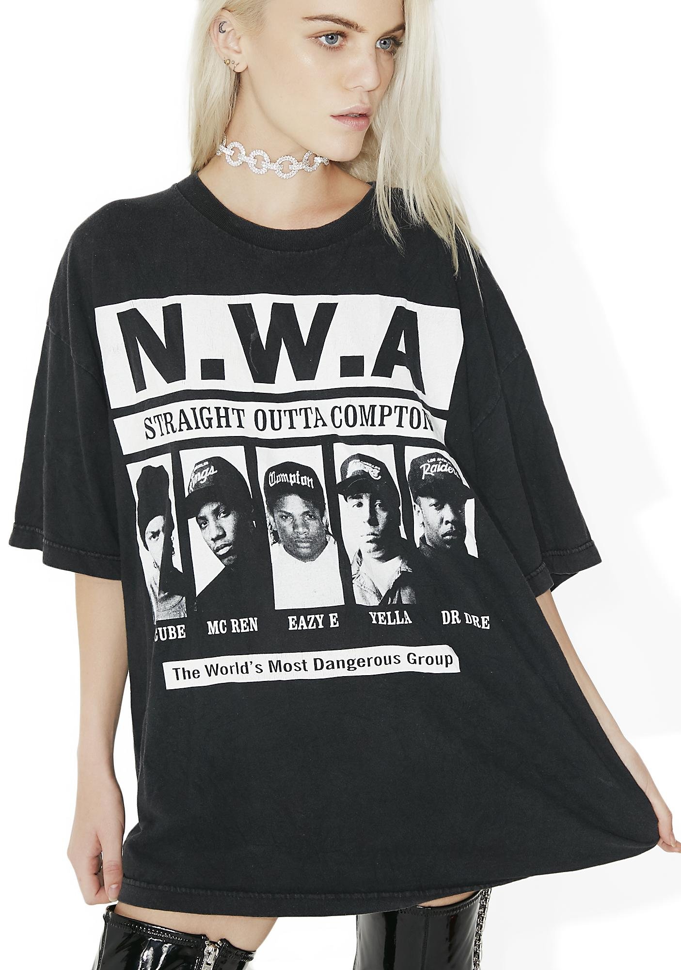 Vintage NWA Tee | Dolls Kill