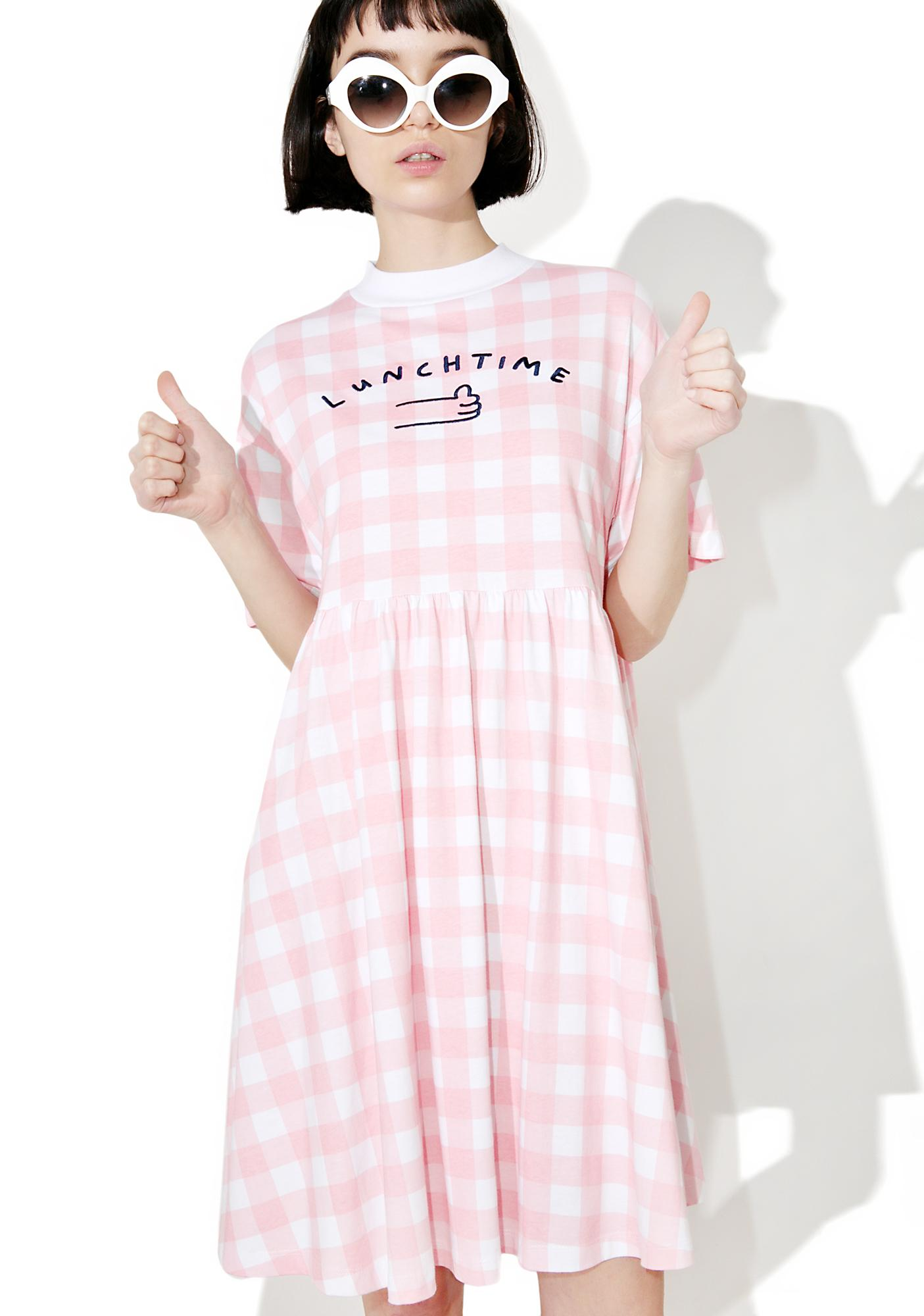 Lazy Oaf Lunch Time Dress