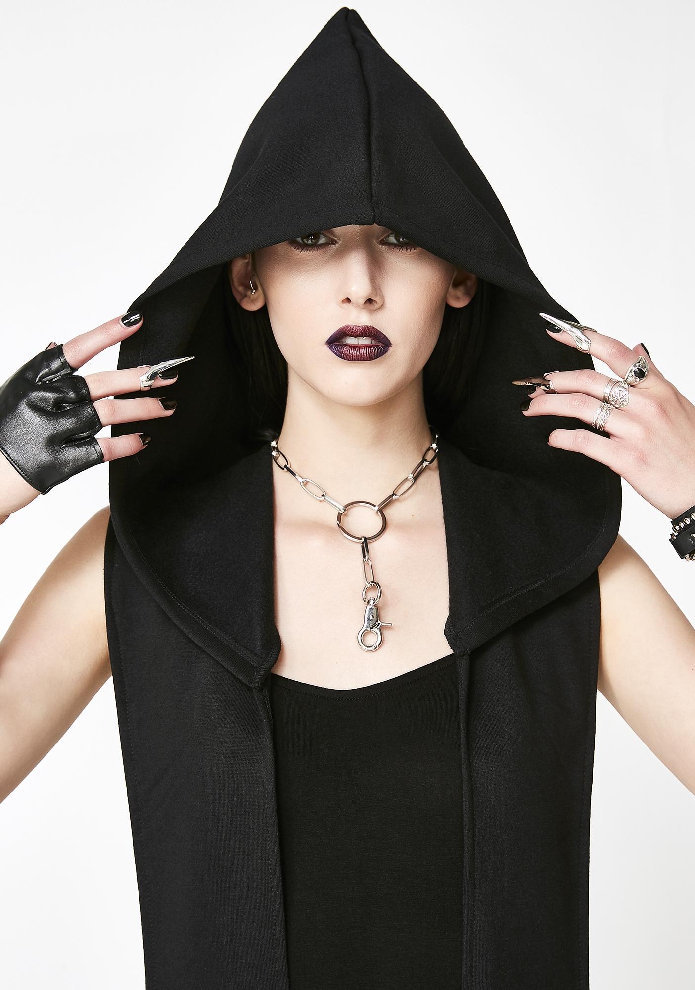 Necessary Evil Vesta Hooded Scarf