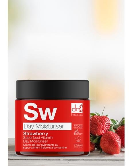 Strawberry Superfood Vitamin C Day Moisturizer
